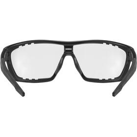 UVEX Sportstyle 706 V Sportsbriller, black mat/smoke
